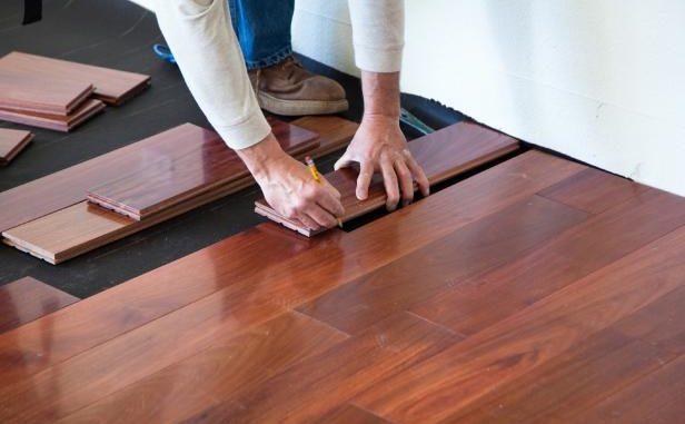 Hardwood Flooring & Installation