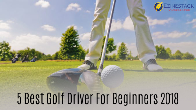 5 Best Golf Driver For Beginners 2018 | Quick Suggestion ...