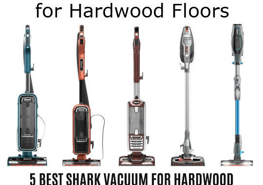 5 Best Shark Vacuum For Hardwood Floors And Pet Hair