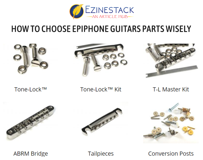 how to choose epiphone guitars parts wisely guitar tips. Black Bedroom Furniture Sets. Home Design Ideas
